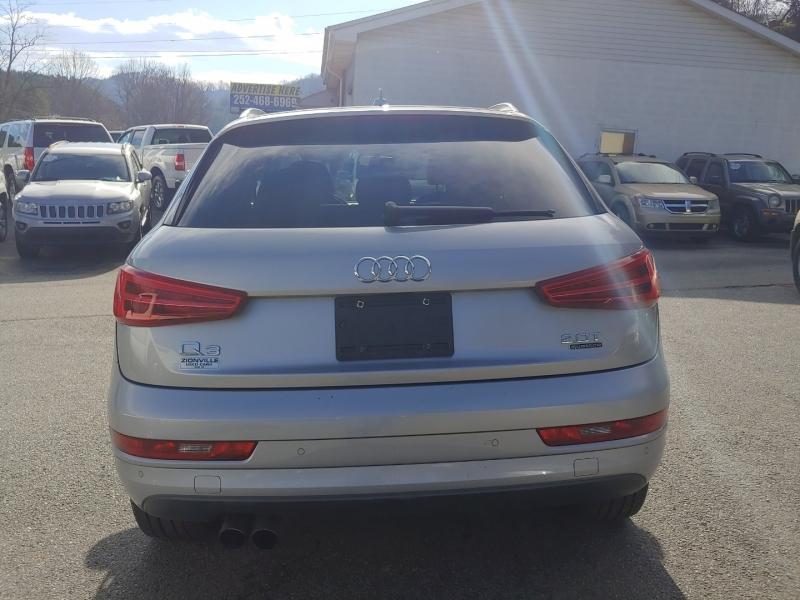 Audi Q3 2017 price $23,995