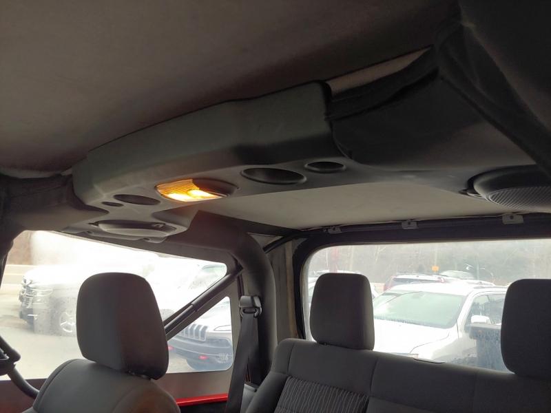 Jeep Wrangler 2012 price $16,995