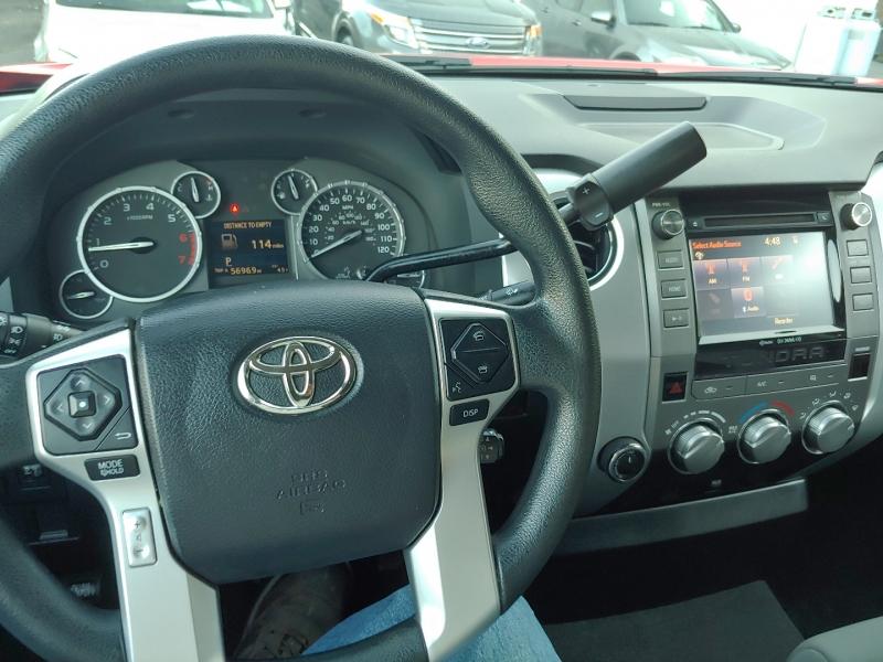 Toyota Tundra 4WD Truck 2015 price $26,995