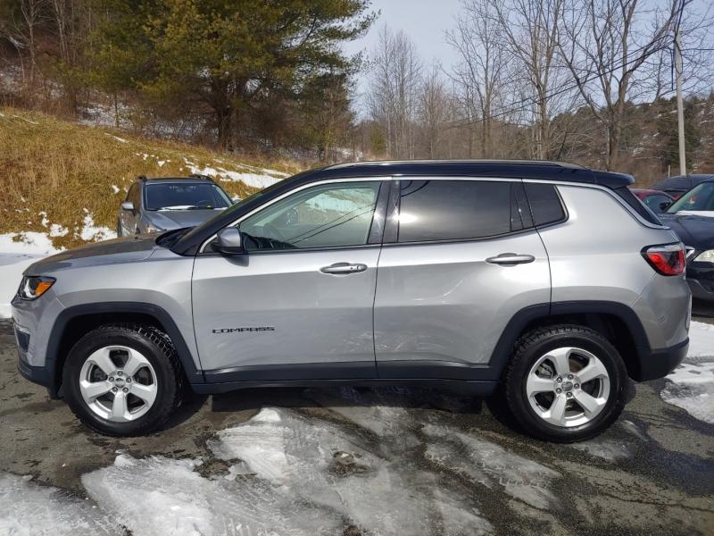Jeep Compass 2018 price $18,995