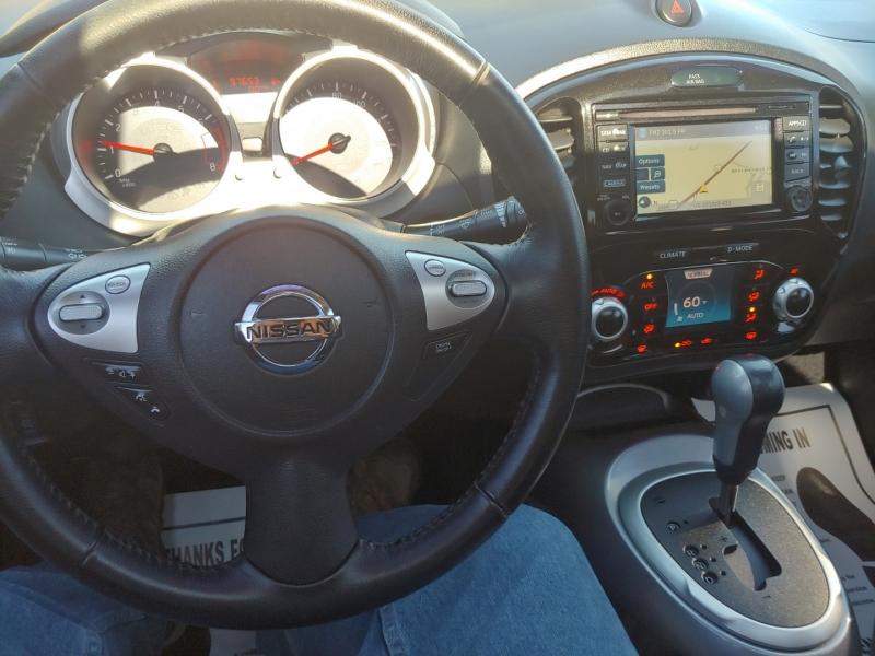 Nissan JUKE 2015 price $13,995