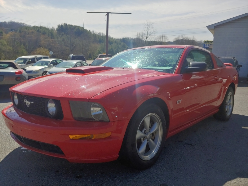 Ford Mustang 2008 price $17,995