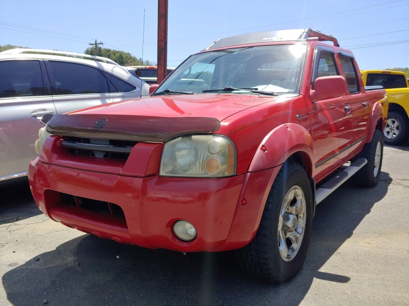 Nissan Frontier 4WD 2003 price $7,995