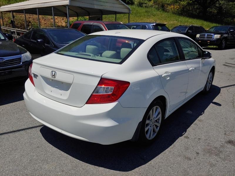 Honda Civic Sdn 2012 price $9,995