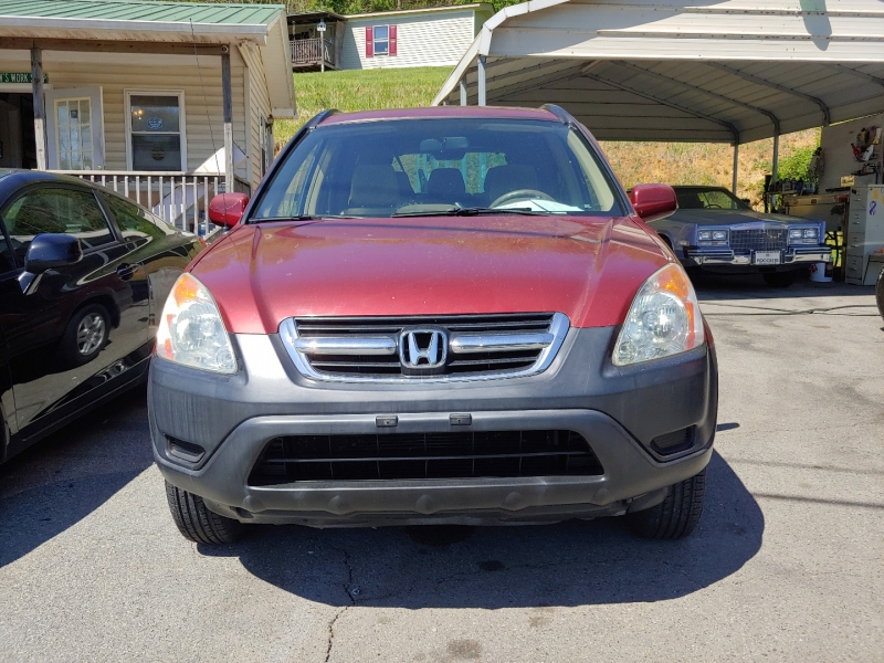 Honda CR-V 2004 price $6,995