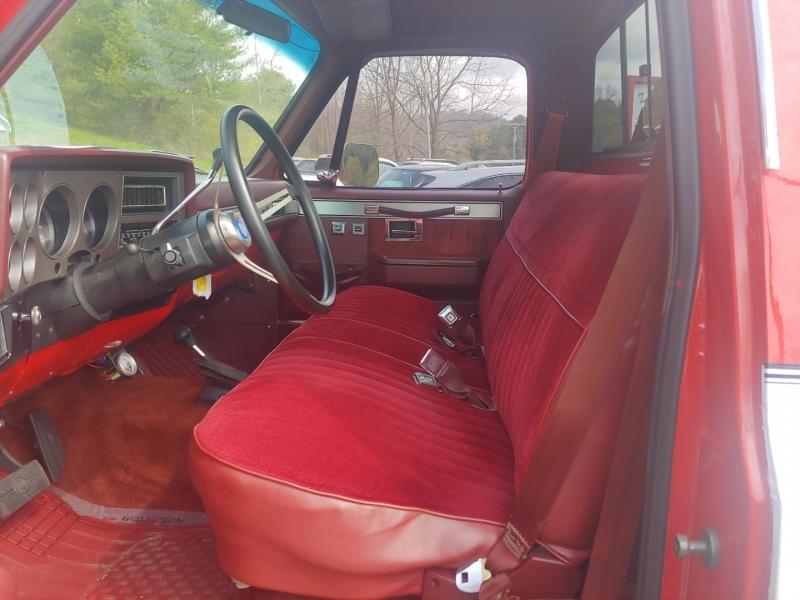 Chevrolet 1/2 Ton Pickups 1987 price $33,995