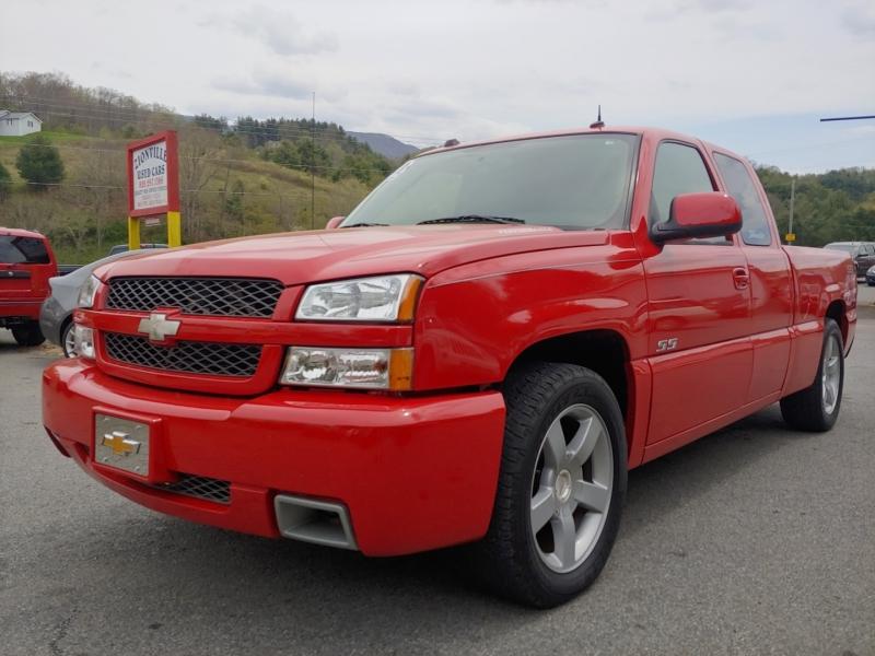Chevrolet Silverado SS 2004 price $15,995