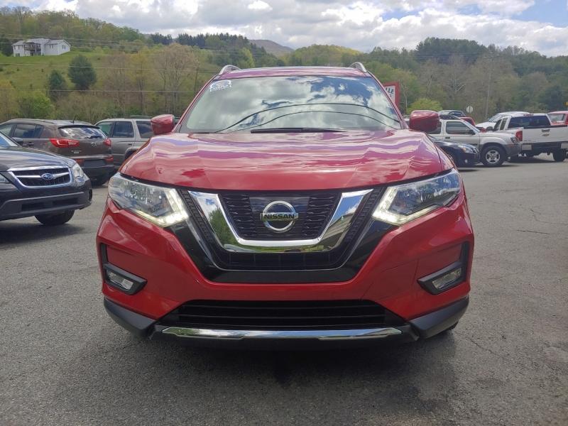 Nissan Rogue 2017 price $19,995