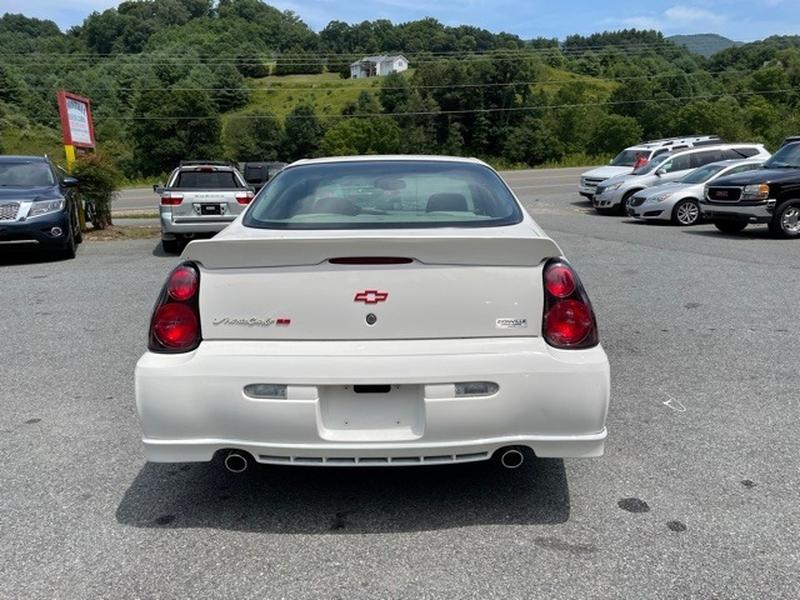 Chevrolet Monte Carlo 2002 price $13,995
