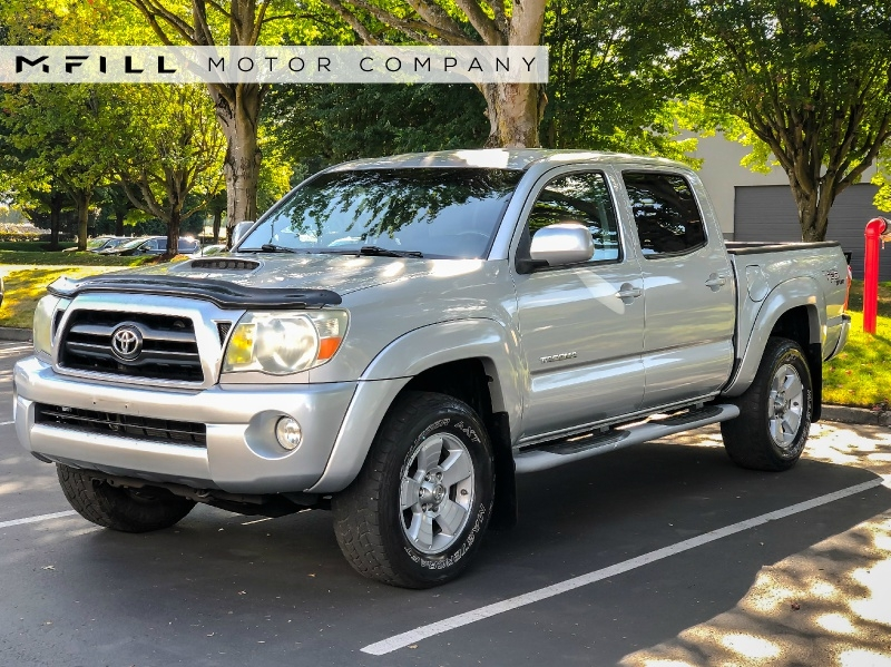 Toyota Tacoma 2008 price $13,499