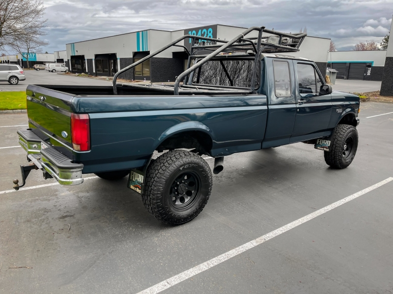 Ford F-250 HD 1997 price $16,999