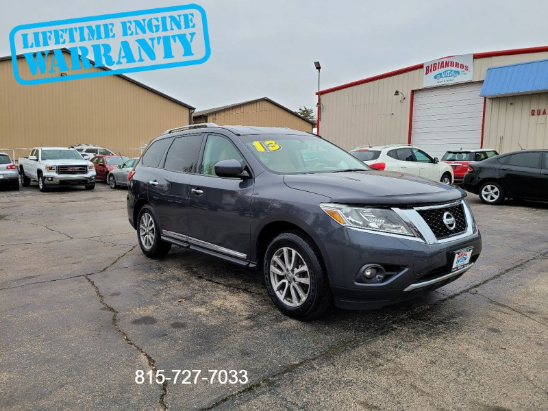 Nissan Pathfinder 2013 price $14,995