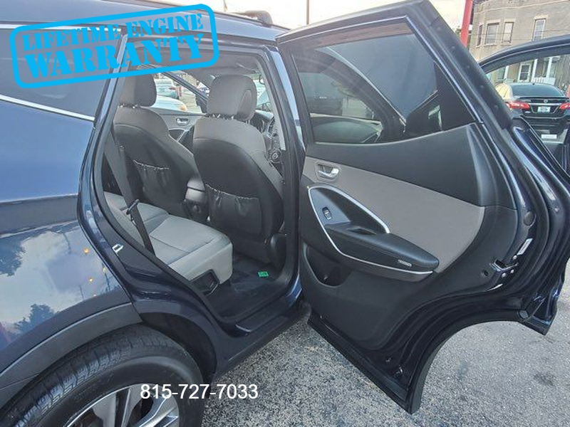 Hyundai Santa Fe Sport 2015 price $15,995