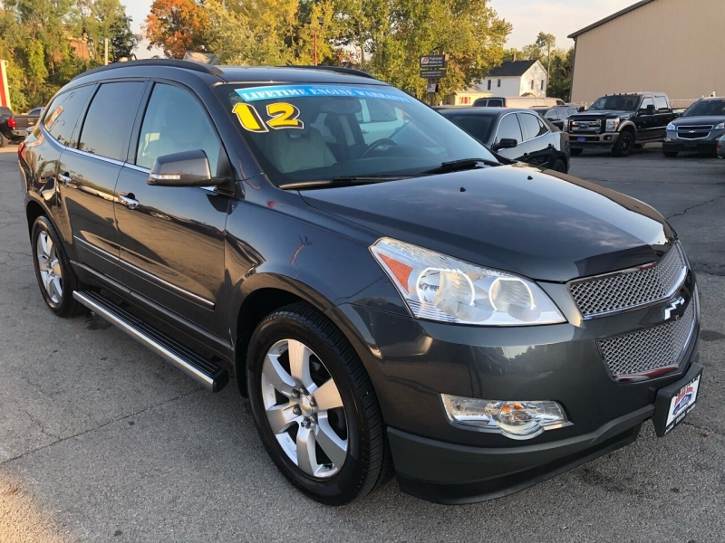 Chevrolet Traverse 2012 price $11,995