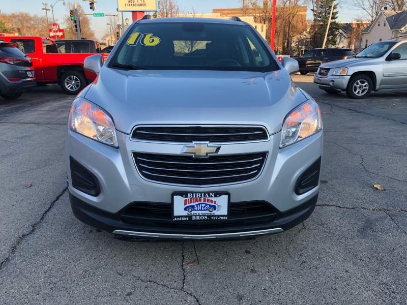 Chevrolet Trax 2016 price $10,995