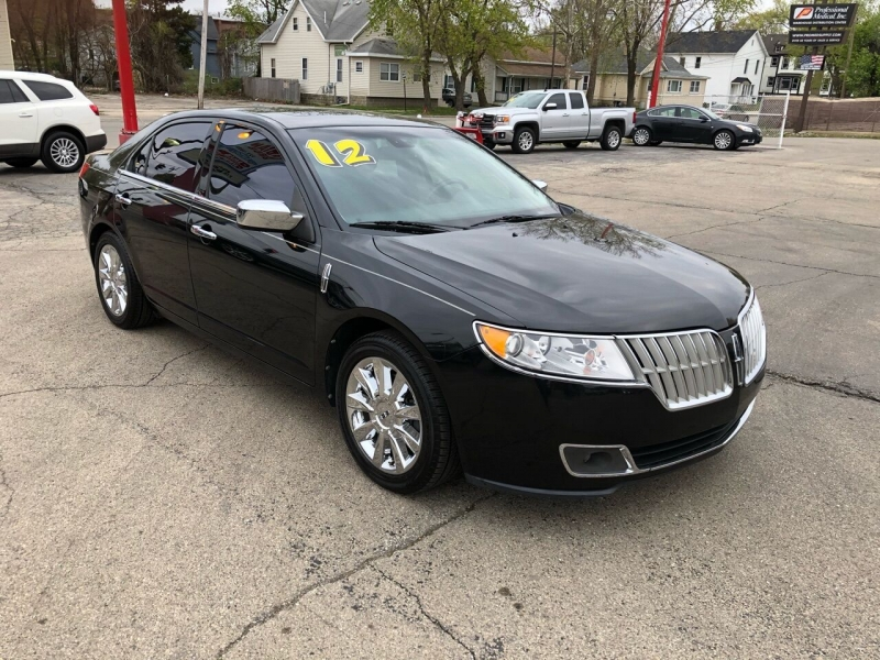 Lincoln MKZ 2012 price $8,995