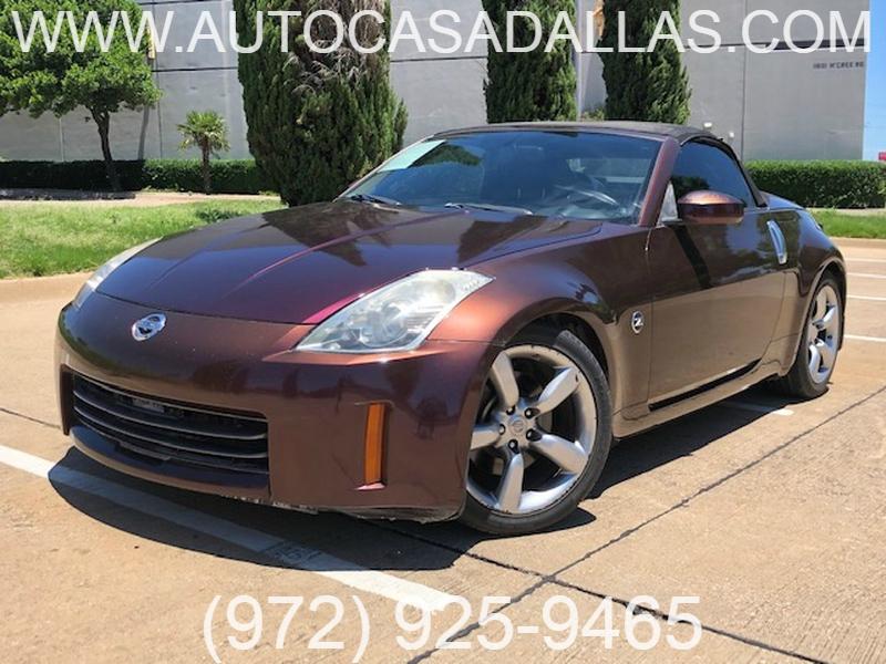 Nissan 350 Z 2006 price $9,981