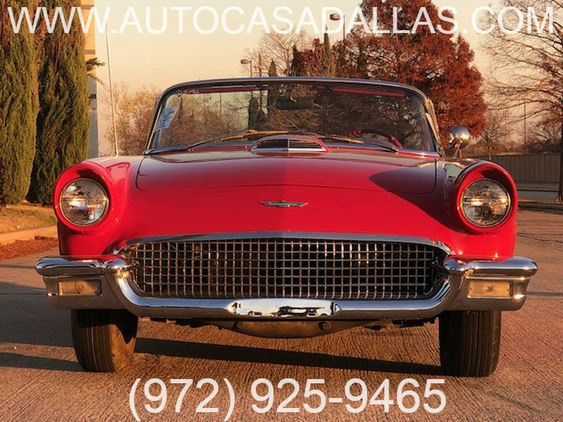 Ford THUNDERBIRD 1957 price $19,888