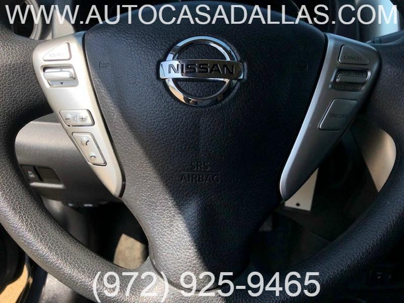 Nissan Versa 2018 price $11,281
