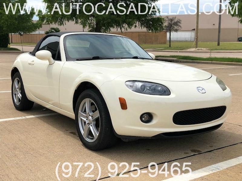 Mazda MX-5 2006 price $8,188