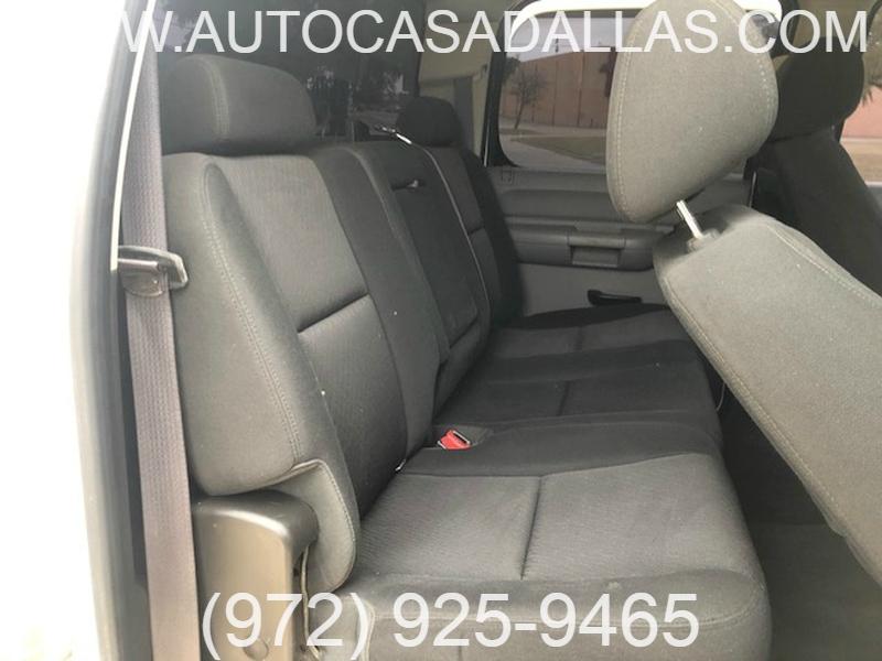 Chevrolet Silverado 2500HD 2012 price $18,988
