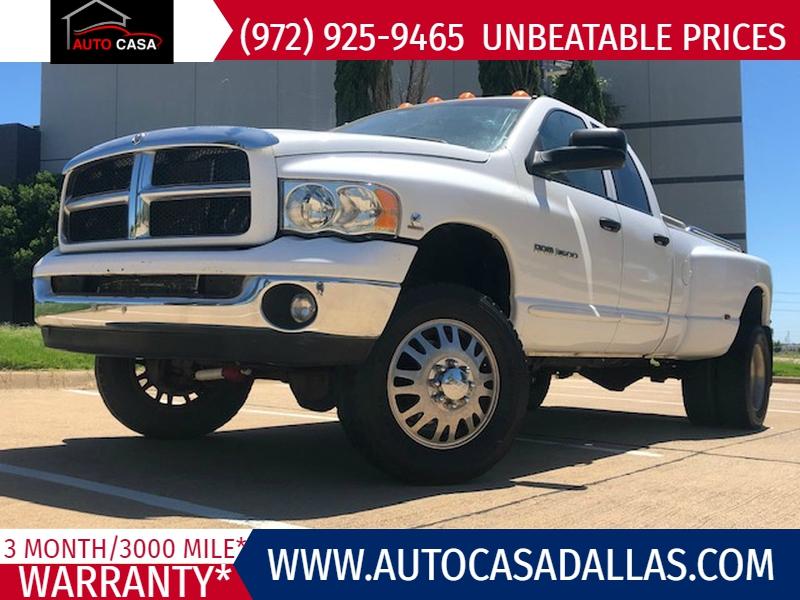 Dodge Ram 3500 2003 price $16,981