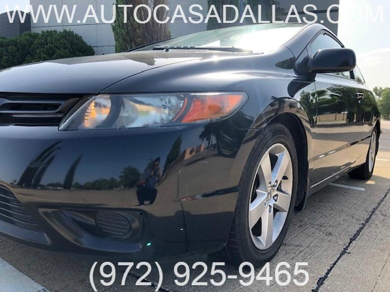 Honda Civic Coupe 2007 price $7,581