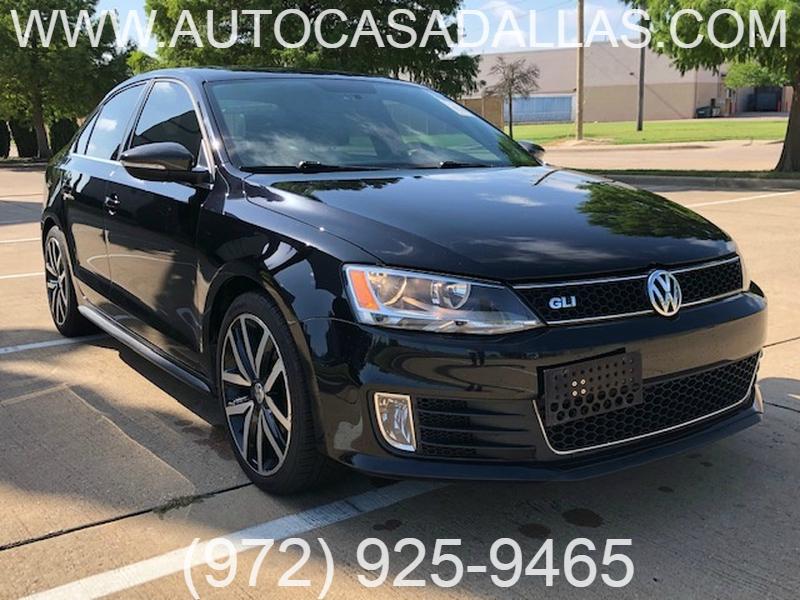 Volkswagen GLI 2013 price $9,981