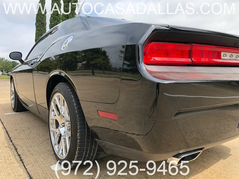 Dodge Challenger 2012 price $13,981