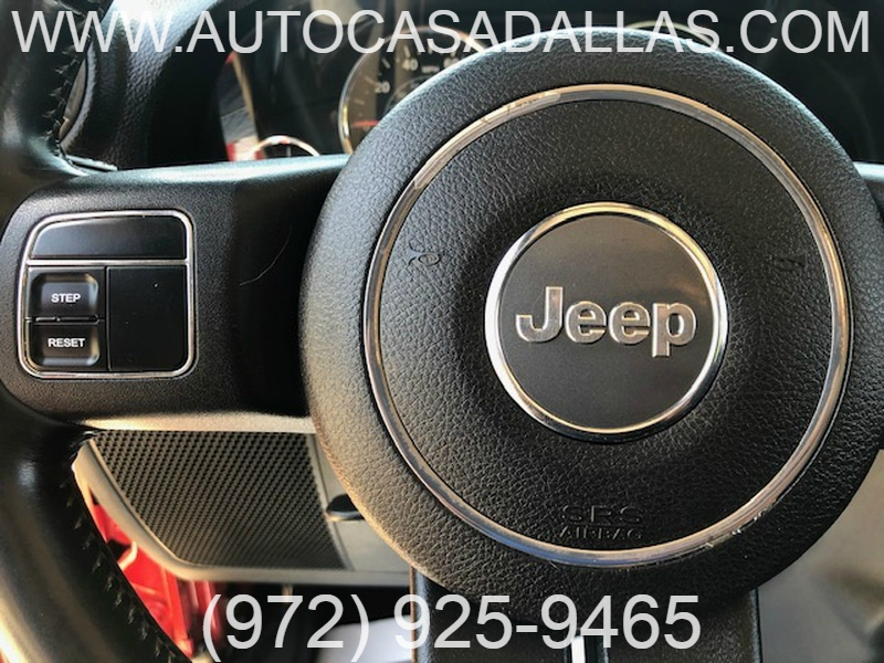 Jeep Wrangler Unlimited 2011 price $18,581