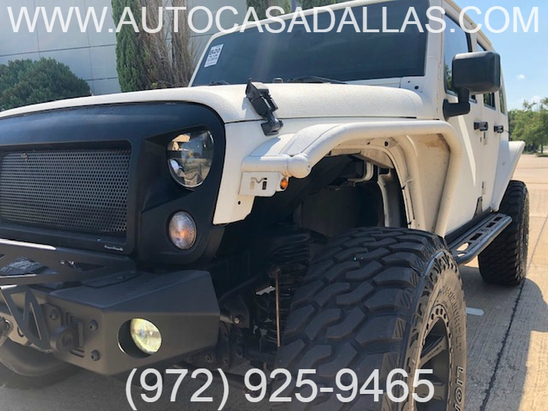 Jeep Wrangler Unlimited 2014 price $28,488