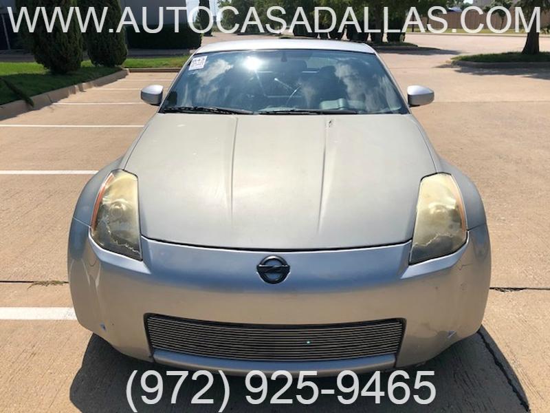 Nissan 350 Z 2003 price $7,781
