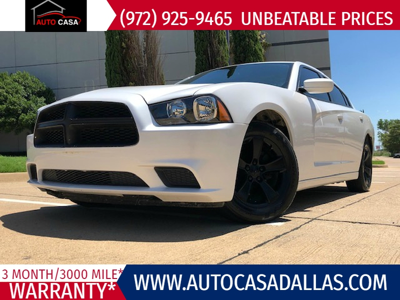 Dodge Charger 2014 price $13,884