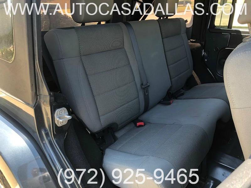 Jeep Wrangler 2007 price $13,988