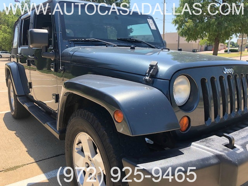 Jeep Wrangler 2007 price $13,788
