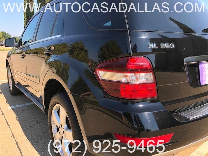 Mercedes-Benz M-Class 2011 price $11,985