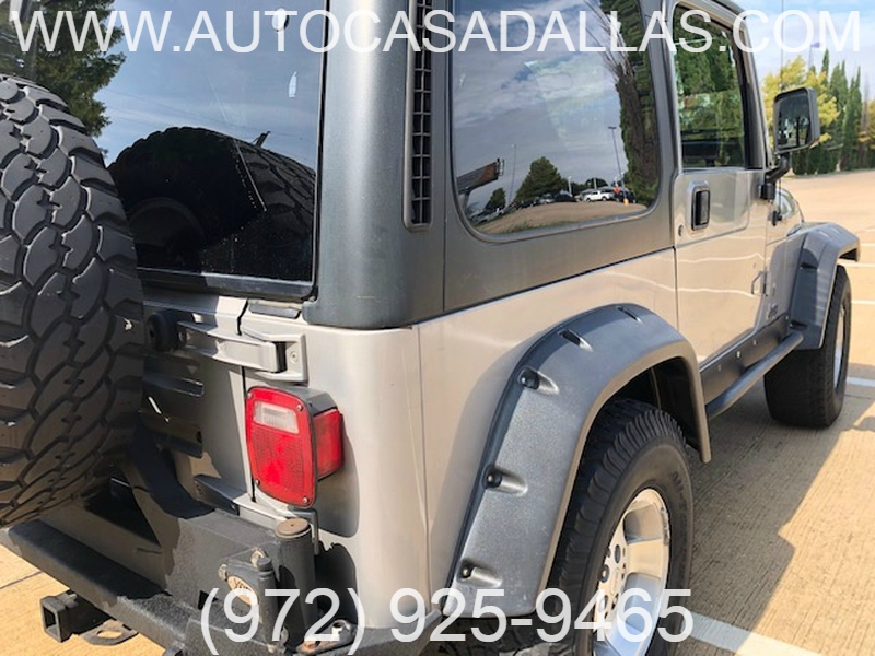 Jeep Wrangler TJ 2001 price $13,884