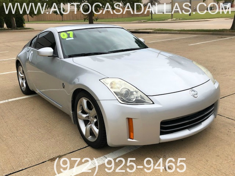 Nissan 350 Z 2007 price $15,887