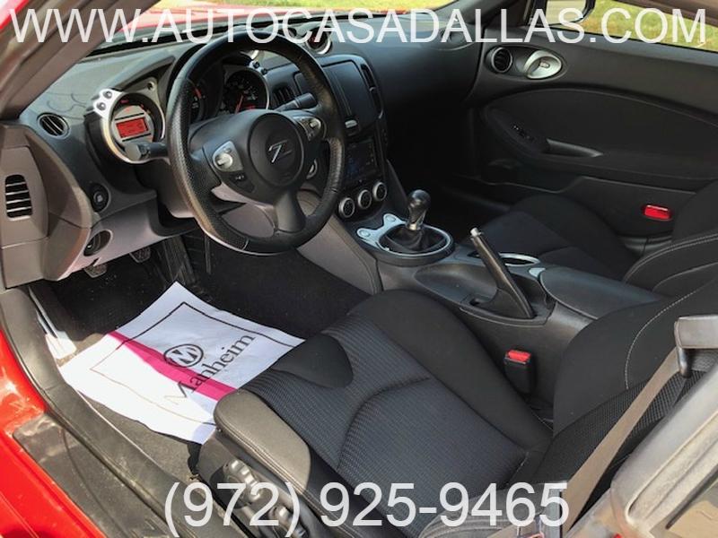 Nissan 370 Z 2009 price $22,488
