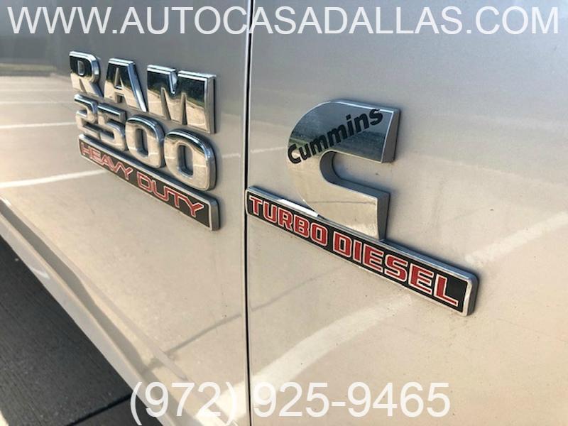 RAM 2500 2014 price $19,888