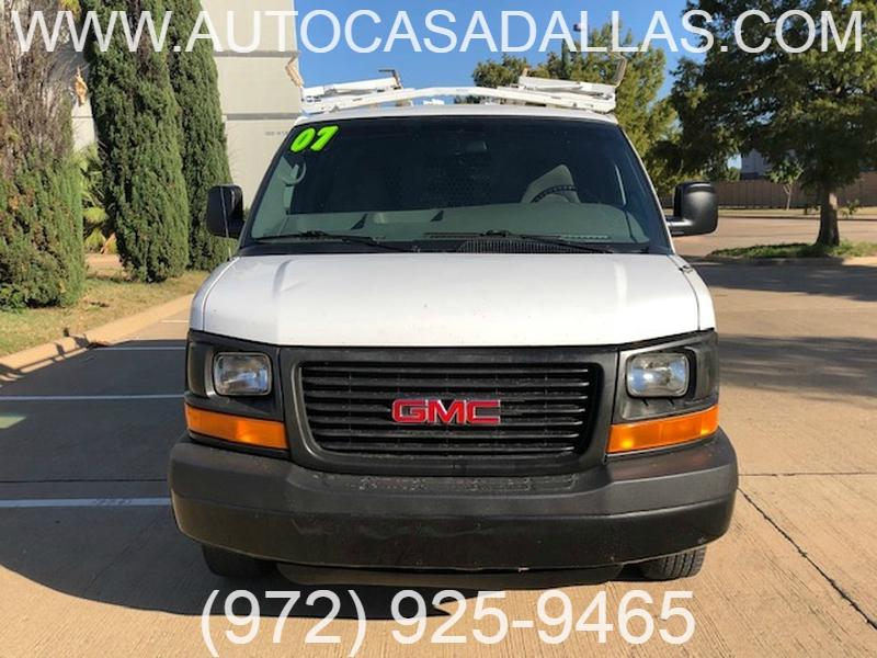 GMC Savana Cargo Van 2007 price $11,488