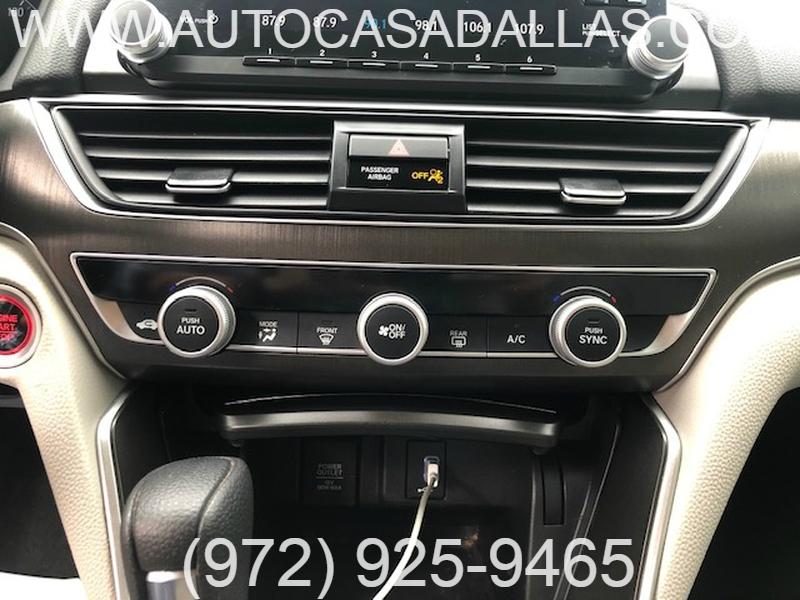 Honda Accord 2018 price $18,488