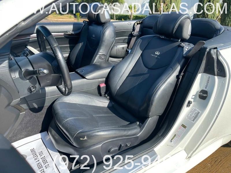 Infiniti G 37C 2012 price $13,988
