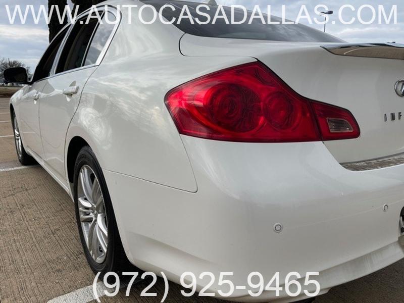 Infiniti G 37 2012 price $13,488
