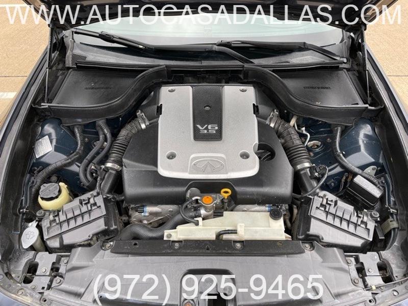 Infiniti G 35 2007 price $9,988