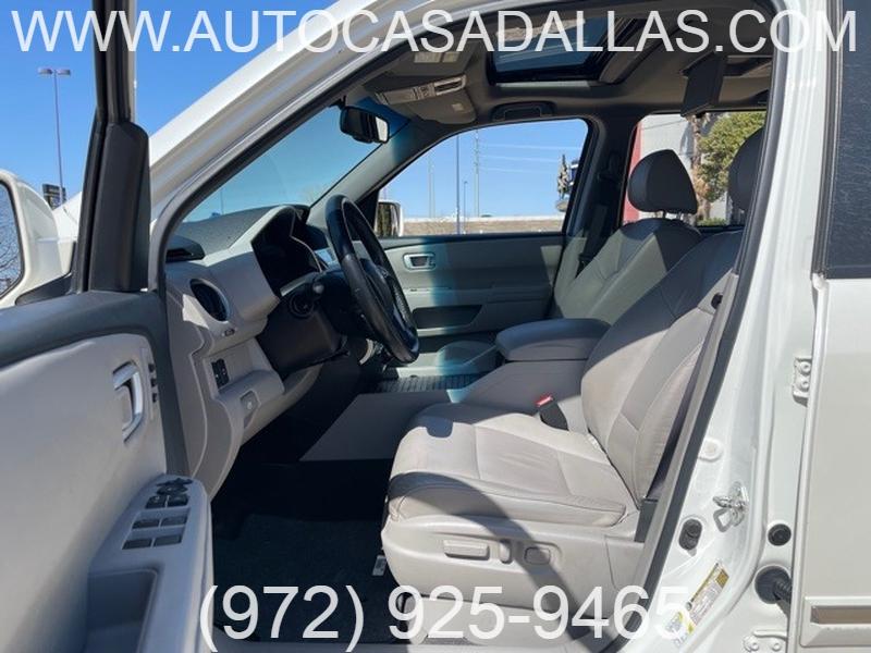 Honda Pilot 2011 price $13,488