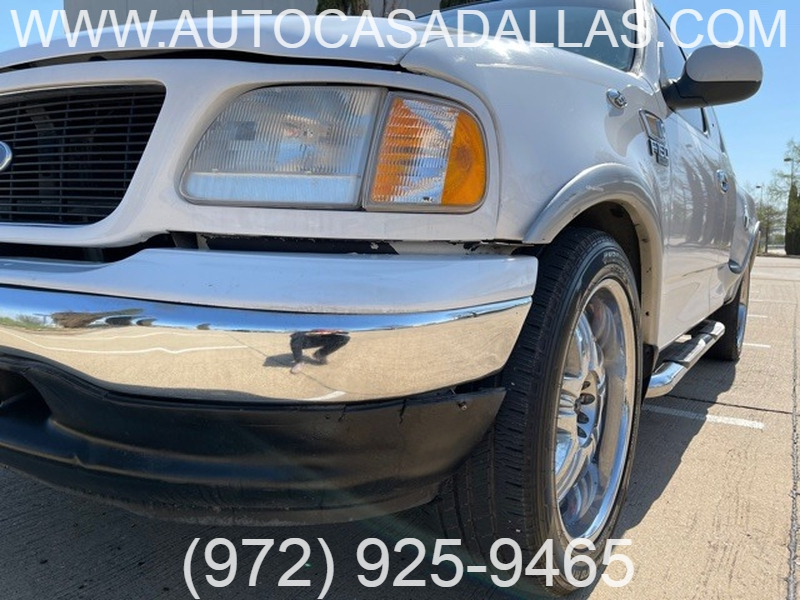 Ford F-150 2003 price $8,488