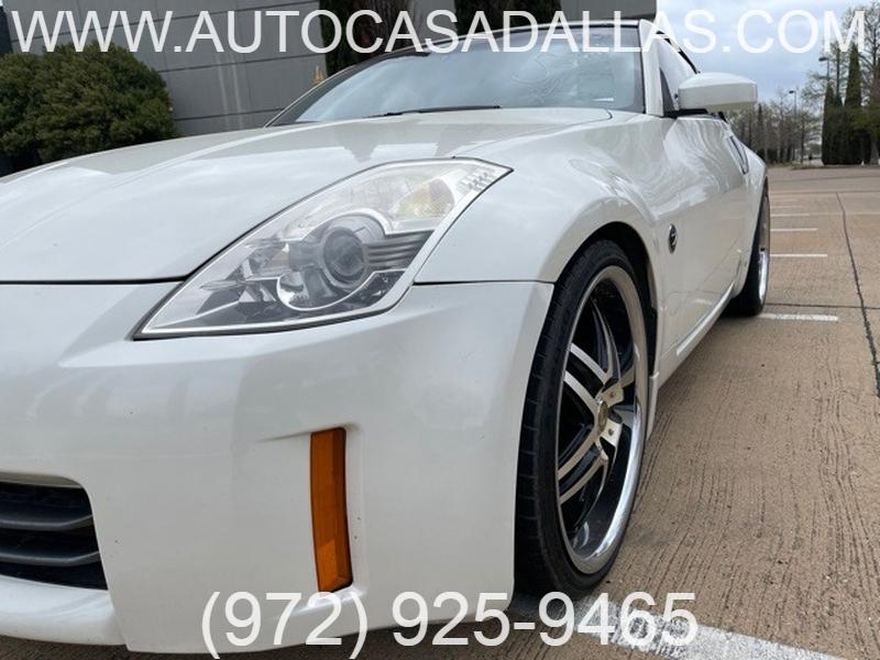 Nissan 350 Z 2006 price $10,488
