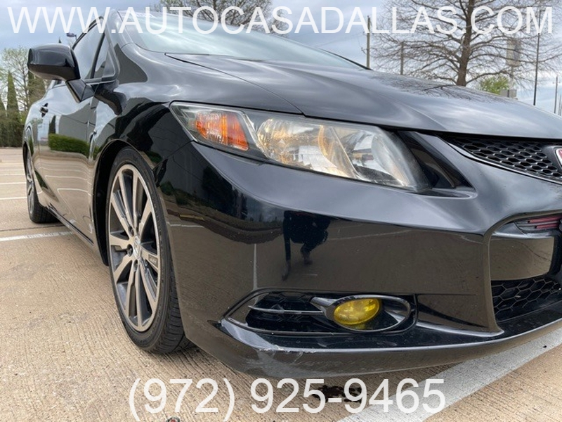 Honda Civic Coupe 2013 price $13,988
