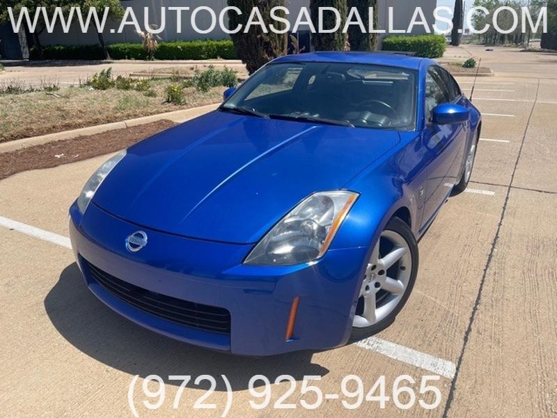 Nissan 350 Z 2003 price $11,488